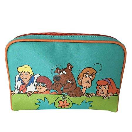 Necessaire HB Scooby Doo Fd Azul