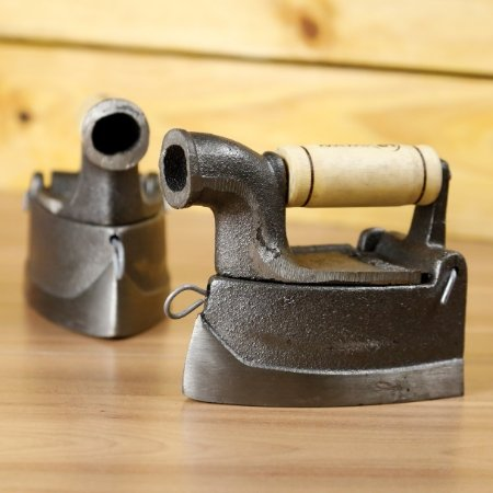 Mini Ferro Braseiro Decorativo Ferro Fundido