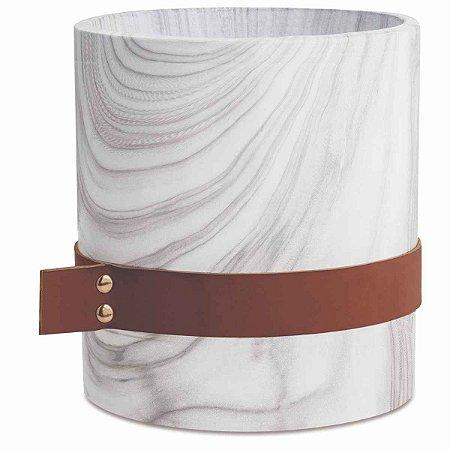 Cachepot Decorativo Cimento