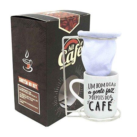 Kit de Café Um Bom Dia
