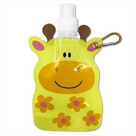 Squeeze Dobrável Girafa