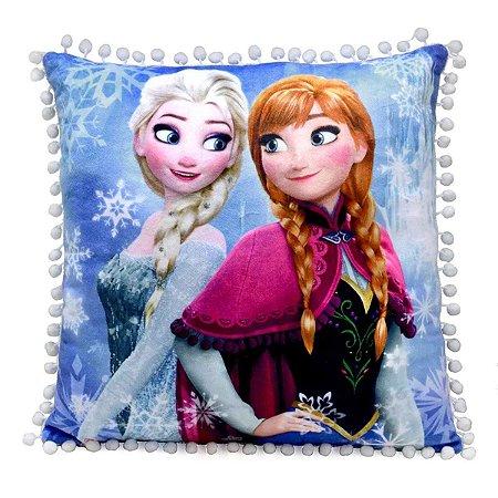 Almofada Frozen Elza e Ana