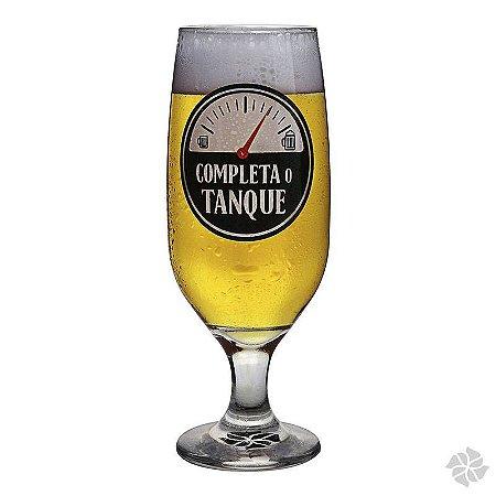 Taca de Cerveja Completa O Tanque 300 ml