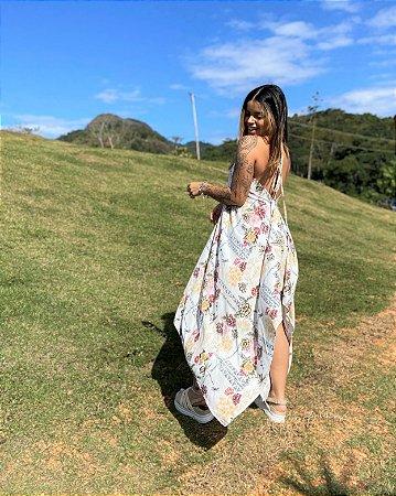 Vestido Tropicana - Floriô