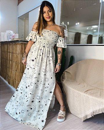 Vestido Luiza Longo - Meu Universo Off