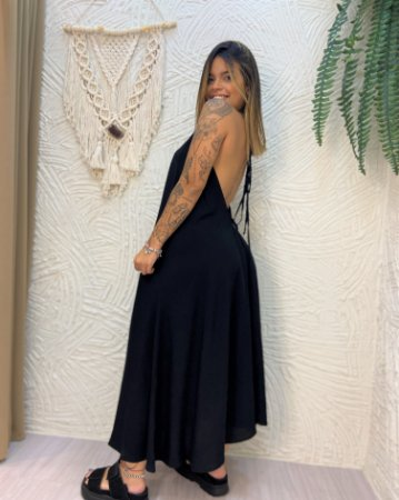Vestido Antonella - Preto