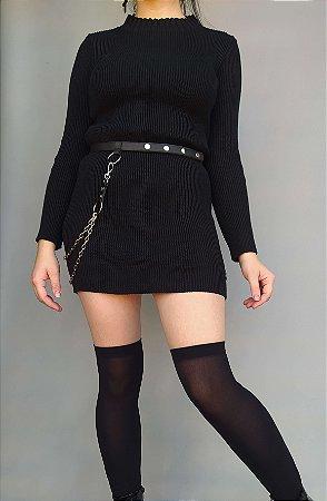 Vestido Tricot Alya