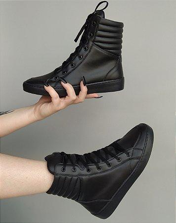 Sneaker Boot Preto