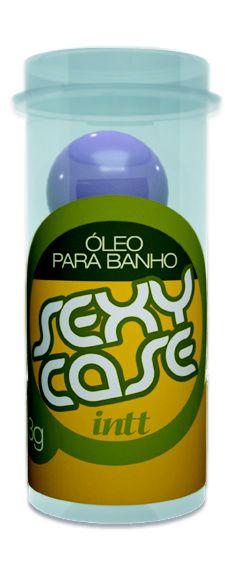 Sexy Case- Amarela