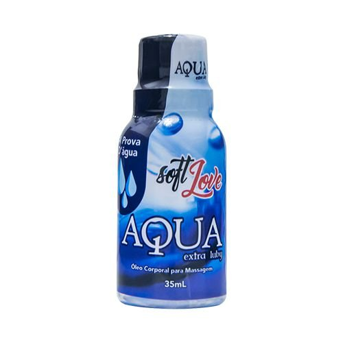 Lubrificante Gel Aqua Extra Luby