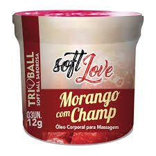 Tri-Ball Sabor Morango com Champagne