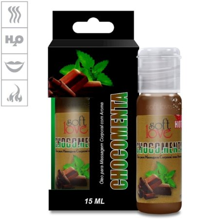 Gel Hot Chocomenta 15 mL