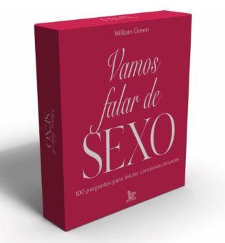 VAMOS FALAR DE SEXO- 100 CARTAS PARA FALAR DE SEXO