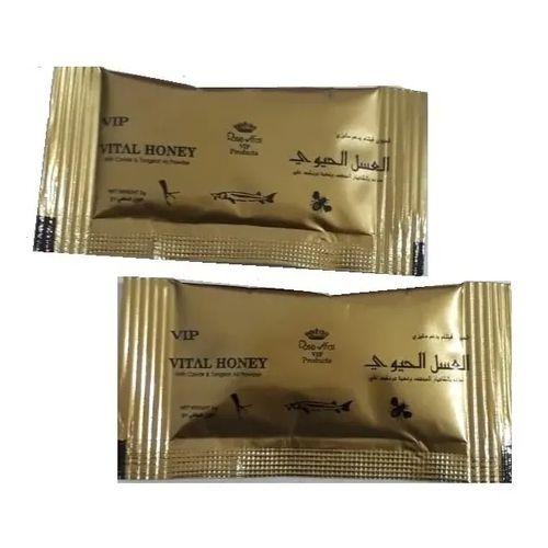 Melzinho do amor Vital honey 5 gramas ( SACHÊ) UN