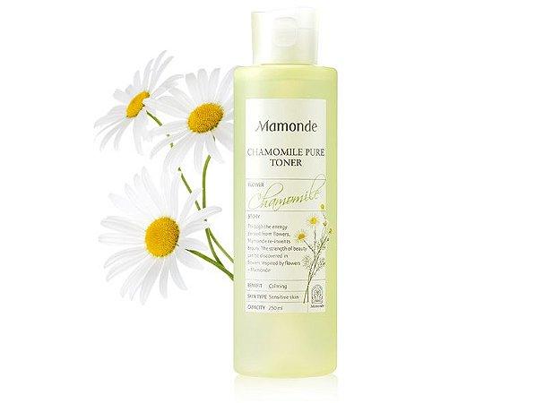 MAMONDE - CHAMOMILE PURE TONER - 250 ml