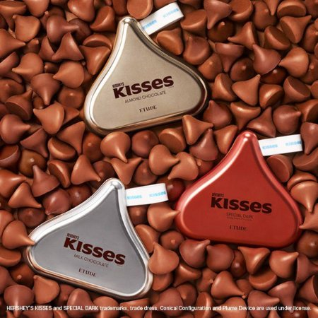 ETUDE HOUSE - Play Color Eyes Hershey's Kisses