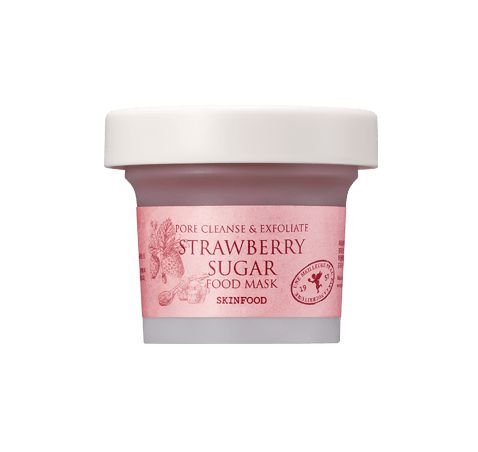 SKINFOOD - Strawberry Sugar Food Mask - 120g