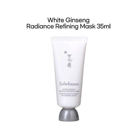 SULWHASOO - White Ginseng Radiance Refining Mask - 35 ml
