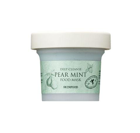SKINFOOD - Pear Mint Food Mask - 120g