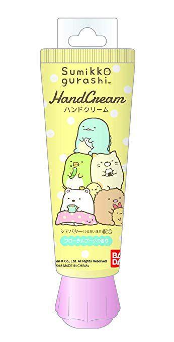 [Bandai] sumikko gurashi hand cream