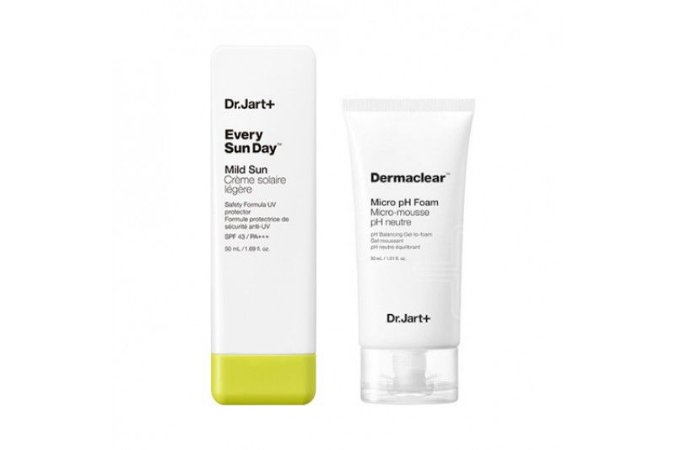 [Dr.Jart] Every Sun Day Mild Sun (Enjoy Edition) - 1 kit (2 itens)