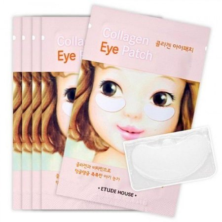 [ETUDE HOUSE] Collagen Eye Patch (1 unidade)