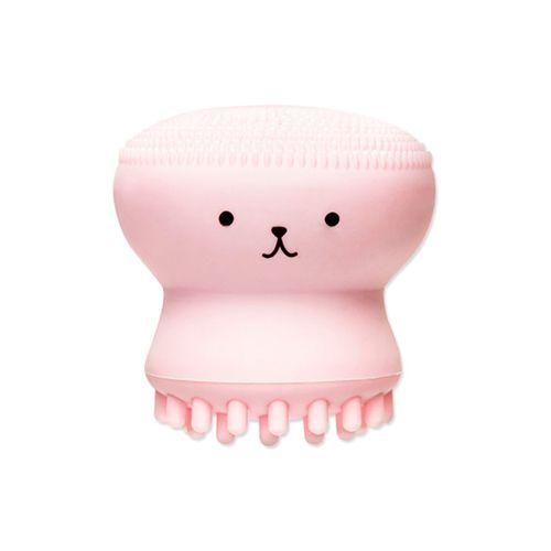 [ETUDE HOUSE] My Beauty Tool Exfoliating Jellyfish Silicon Brush - 1pcs