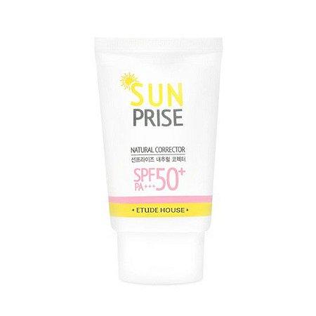 [ETUDE HOUSE] Sunprise Natural Corrector - 50g (SPF50+ PA+++)