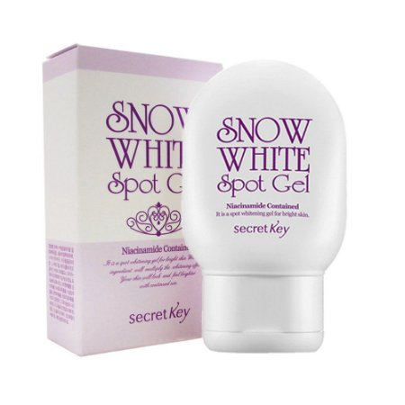 [SECRET KEY] Snow White Spot Gel - 65g
