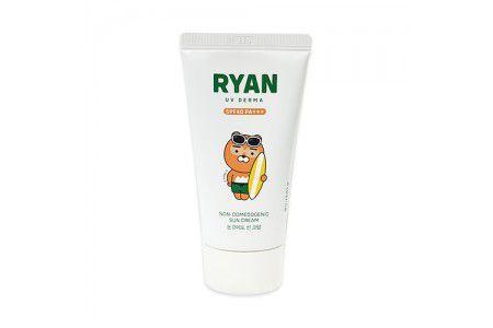 [THE FACE SHOP] Dr.Belmeur Ryan Non-Comedogenic Sun Cream SPF40 PA+++ 70ml (THE FACE SHOP X KAKAO FRIENDS)