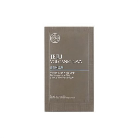 [THE FACE SHOP] JEJU VOLCANIC LAVA VOLCANIC ASH NOSE STRIP