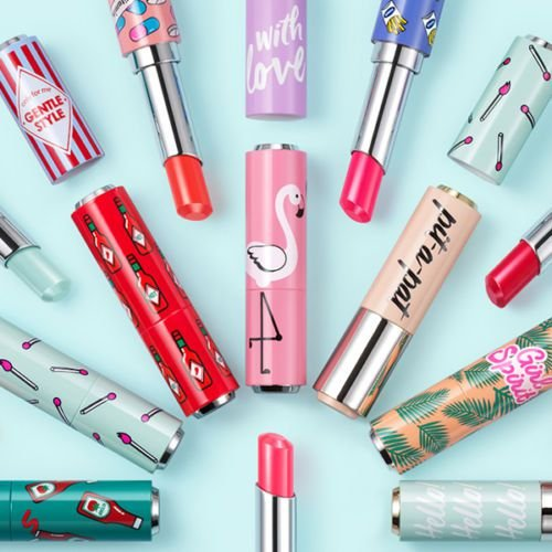 [ETUDE HOUSE] Dear My Lips Talk (Case)