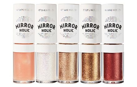 [ETUDE HOUSE] MIRROR HOLIC LIQUID EYES - 3.2G