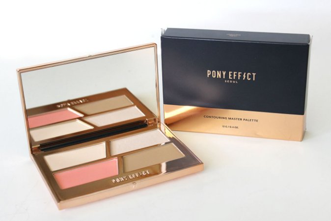 [PONY EFFECT] Contouring Master Palette - 12g