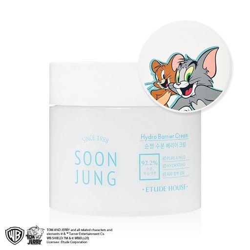 [ETUDE HOUSE] Lucky Together Soonjung Hydro Barrier Cream - 130ml
