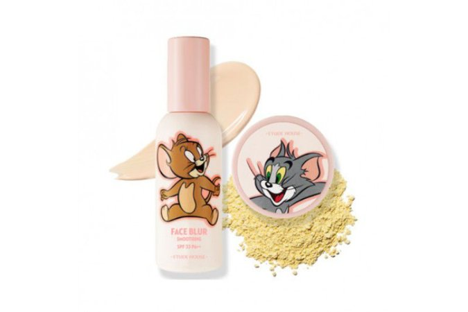 [ETUDE HOUSE] Lucky Together Face Blur New Year Set - (2 itens)