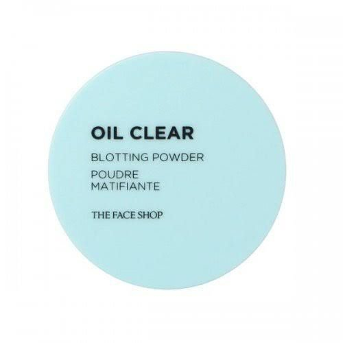 [THE FACE SHOP] Oil Clear Blotting Powder - 6g