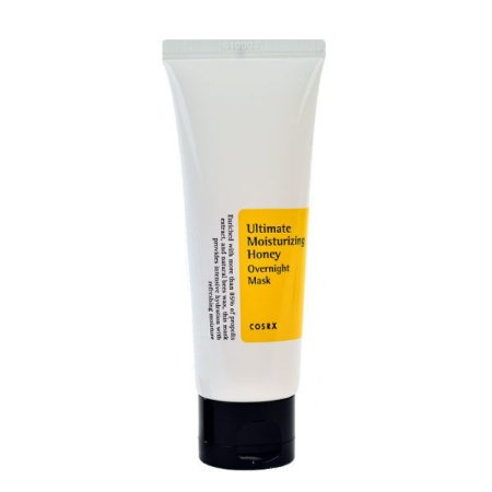 [COSRX] Ultimate Moisturizing Honey Overnight Mask - 60ml