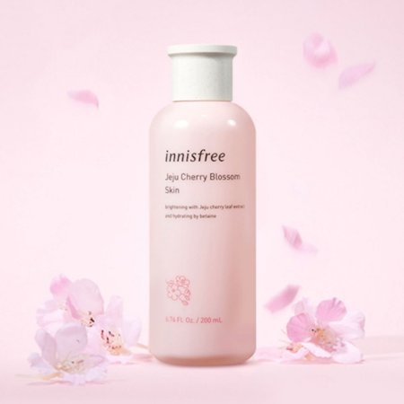 [INNISFREE] Jeju Cherry Blossom Skin - 200ml