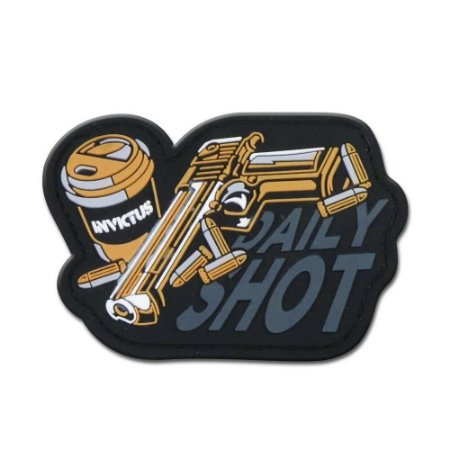 PATCH INVICTUS DAILY SHOT