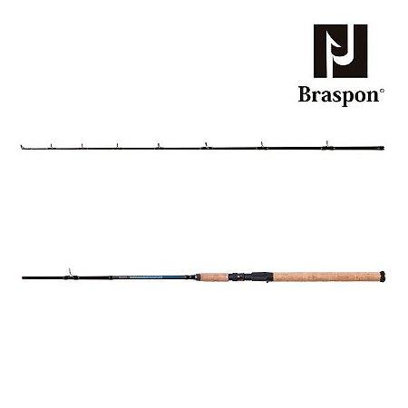 Vara de Pesca Braspon Impala Bait Casting 6'6 1,98m 15-30Lbs