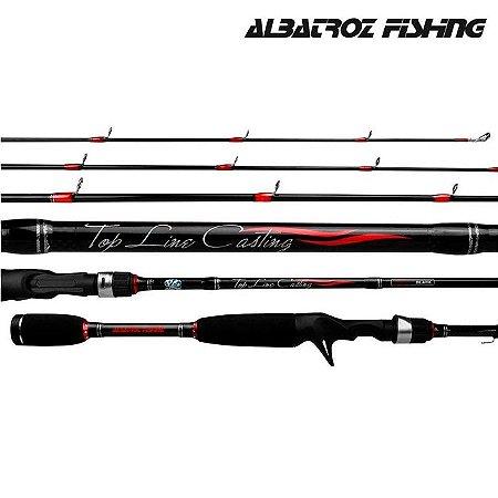 Vara de Pesca Albatroz Top Line Casting IM7 C I 581 6-12 Lbs
