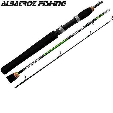 Vara de Pesca Albatroz Comander I C531 3-6lbs