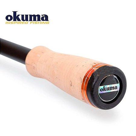 Vara de Pesca Okuma Citrix -C  561M 1,68m  8-17Lbs