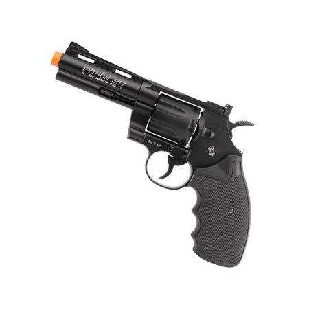 Airsoft Revolver Colt Python .357 CO2 Full Metal 6MM