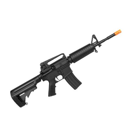 Airsoft Rifle Eletrica Slide Metal M4A1 Cal 6mm