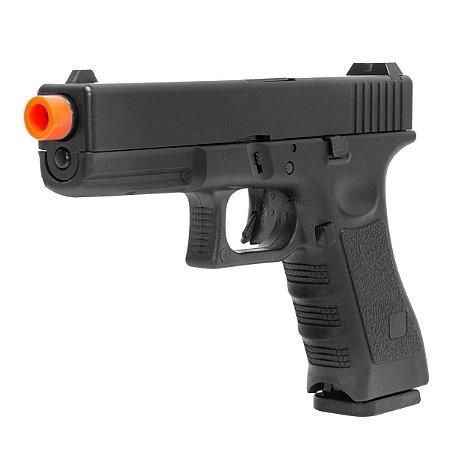 Airsoft GBB Green Gas Glock R17 Blowback 6mm