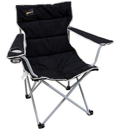Cadeira Boni Nautika- Preta