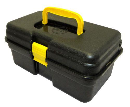 Caixa HI 1 Bandeja Preta Mini CX-1BJ-P-M