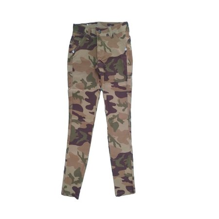 Calça Skinny Army Fox Boy- Desert Brown